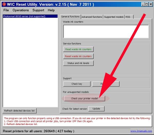 How to get one FREE RESET KEY? - Epson - Printer Reset Forum