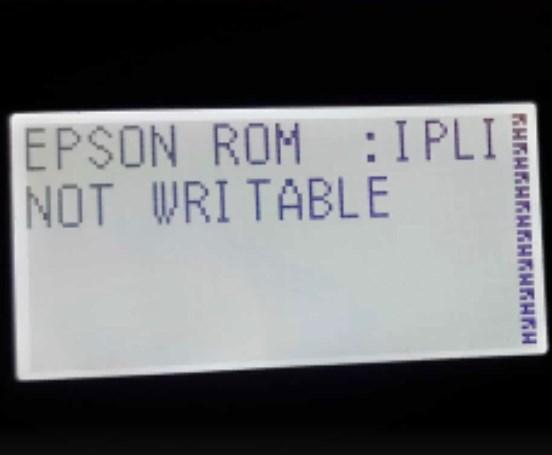 Epson Chipless