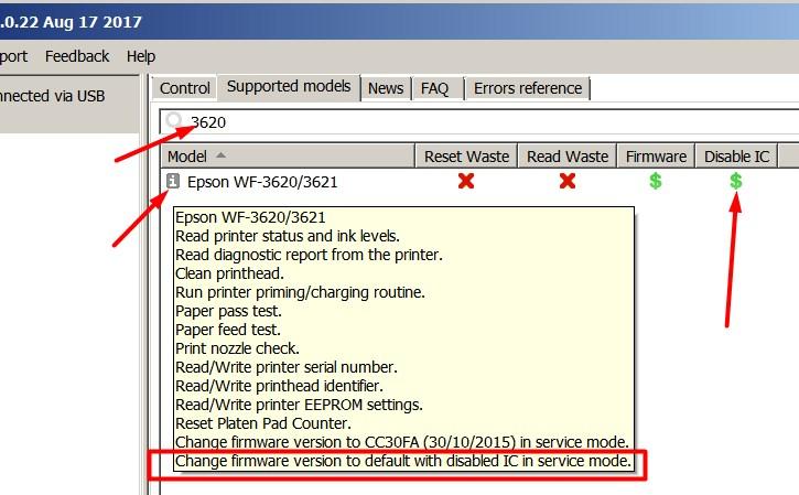 Epson Printer Chipless - No Chips Firmware - Epson - Printer